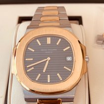 Patek Philippe Gold/Steel 3700/1 pre-owned