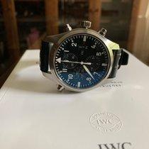 IWC Pilot Double Chronograph United Kingdom, London