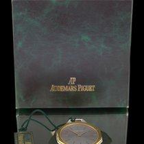 Audemars Piguet pre-owned Manual winding 44mm Grey Sapphire crystal