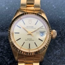 Tudor Prince Oysterdate Gold/Steel 23mm Gold United States of America, California, Beverly Hills
