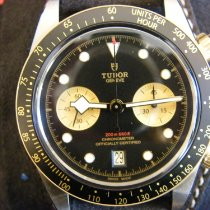 Tudor Black Bay Chrono Gold/Stahl