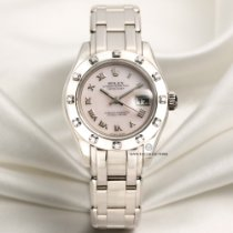 劳力士 Lady-Datejust Pearlmaster 80319 2001 二手