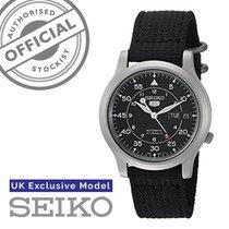 Seiko 5 SNK809K2 2019 new