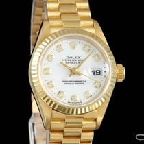 Rolex 69178 Gelbgold Lady-Datejust 26mm gebraucht Deutschland, Hamburg