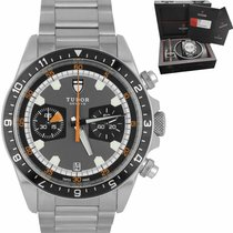 Tudor Heritage Chrono Steel 42mm Grey United States of America, New York, Massapequa Park