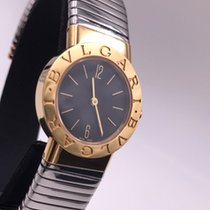 Bulgari Very good Yellow gold 26mm Quartz