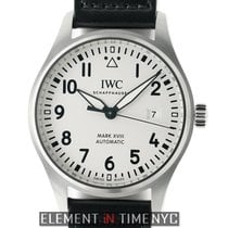 IWC IW3270-02 Steel Pilot Mark 40mm new United States of America, New York, New York