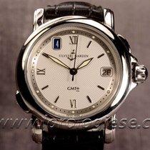 Ulysse Nardin San Marco Gmt Ref. 203-22 Automatic Steel Watch...