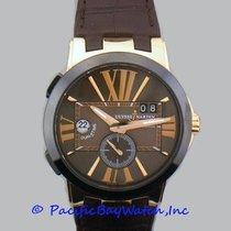 Ulysse Nardin Executive Dual Time 246-00/45-PCA new