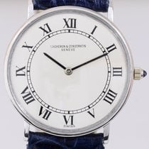 Vacheron Constantin 18K White Gold roman dial Dresswatch 30mm...
