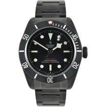 Tudor Heritage Black Bay Automatik Chronometer 79230DK Stahl-PVD