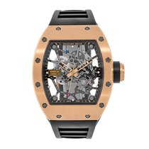 Richard Mille RM 035 Americas Gold Toro Red Gold