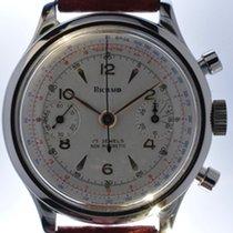 JeanRichard Mans Wristwatch Chronograph Non - Magnetic