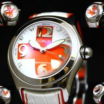 Corum Bubble Red Cross Limited Edition 200 Pieces 82.150.20