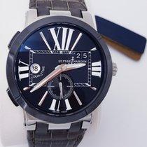 Ulysse Nardin U243-00/42 Steel Executive Dual Time 43mm new