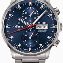 Mido Commander II Chronograph Caliber 60