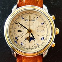 Auguste Reymond Cotton Club Triple Date Moonphase Automatic...