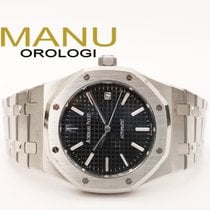 "Audemars Piguet Royal Oak Black ""Extract"" Ref.15300ST"