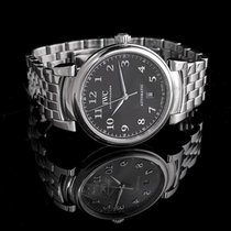 IWC Steel Automatic IW356602 new