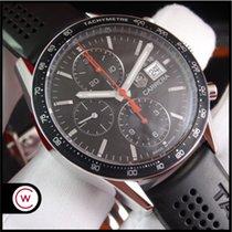 TAG Heuer Carrera Calibre 16 Special Edition Juan Manuel Fangio
