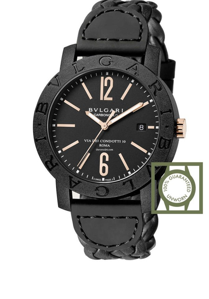 0d1a17d2f6d Bulgari Carbon Gold 102632