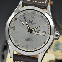 Ball 40mm Automatic 2018 new Engineer II Ohio Silver