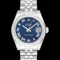 Rolex Lady-Datejust Blue United States of America, California, San Mateo