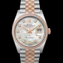 Rolex Datejust (Submodel) new Rose gold