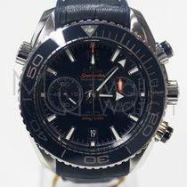 Omega Seamaster Planet Ocean Chronograph Steel 45.5mm