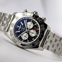 Breitling Chronomat GMT Chronograph Black