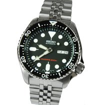 精工 SKX007K2 鋼 Prospex (Submodel) 43mm