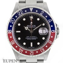 """Rolex Oyster Perpetual GMT-Master II """"3186/Stick Dial"""" Ref...."""