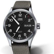 Oris Steel 45mm Automatic 01 752 7698 4164-07 5 22 17FC new