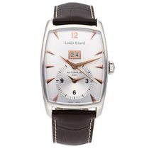 Louis Erard 51mm Automatic pre-owned 1931 Silver