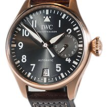 IWC Big Pilot IW500917 2020 новые