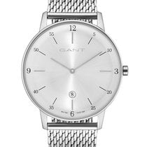 Gant Steel 40mm Quartz GT046009 new