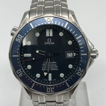 Omega 2531.80 Stahl 2003 Seamaster Diver 300 M 41mm gebraucht