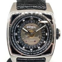 Breil Steel 39mm Automatic BW0207 new