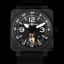 Bell & Ross Steel 46mm Automatic BR01-93 pre-owned South Africa, Pretoria