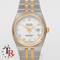 Rolex Datejust Oysterquartz Acero y oro 36mm Blanco Romanos España, Madrid