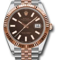 Rolex Gold/Steel Automatic Datejust new