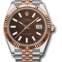 Rolex Datejust II Or/Acier