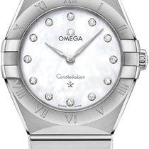 Omega Constellation Quartz 131.10.28.60.55.001 nuevo