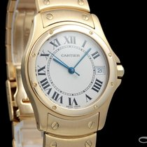 Cartier Santos (submodel) 1900 1 pre-owned