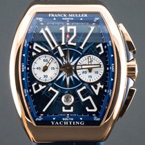 Franck Muller Rose gold 45mm Automatic V45CCDT new