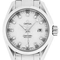 Omega Seamaster Aqua Terra 30mm Mother of pearl United States of America, California, Los Angeles