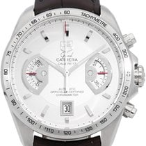 TAG Heuer Grand Carrera CAV511B.FC6231 2010 pre-owned
