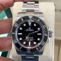 Rolex Submariner (No Date) Steel 40mm Black No numerals United States of America, Texas, Rockwall