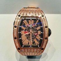 Richard Mille RM 037 Ruzicasto zlato