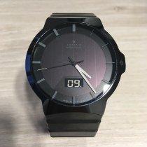 荣汉斯 Force Mega Solar 陶瓷 40mm 黑色 無數字